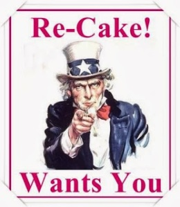re-cake wants you