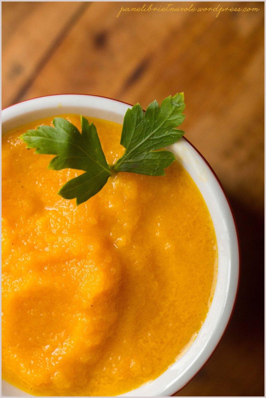 zuppa di carote e zenzero-5