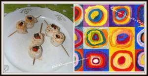 aaassaporando in cucina - kandinsky