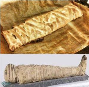 il mio tè - mummia