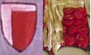 peperoncino e dintori - stemma san ginesio