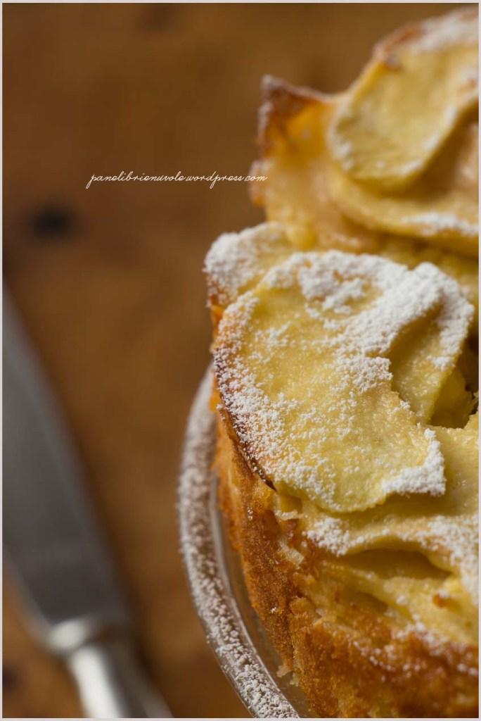 torta di mele invisibile-3