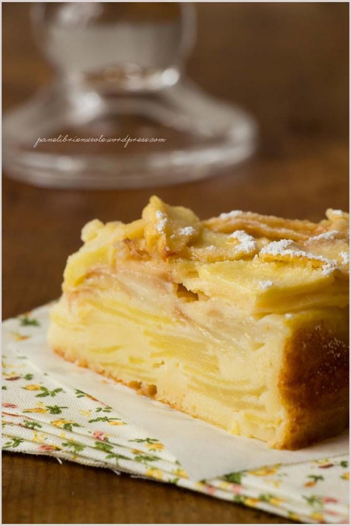 torta di mele invisibile-6