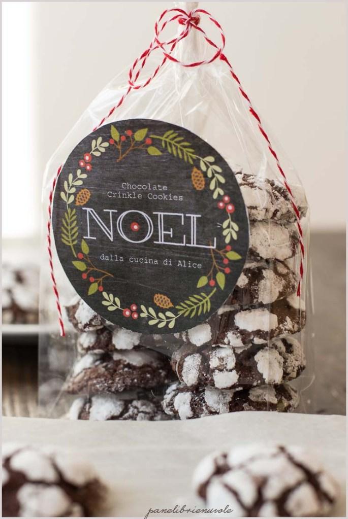 chocolate crinkle cookies-11