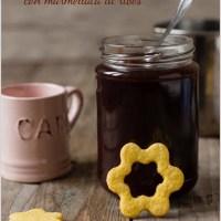 Biscotti solo tuorli (frolla di Montersino con pochi grassi e pochi zuccheri)