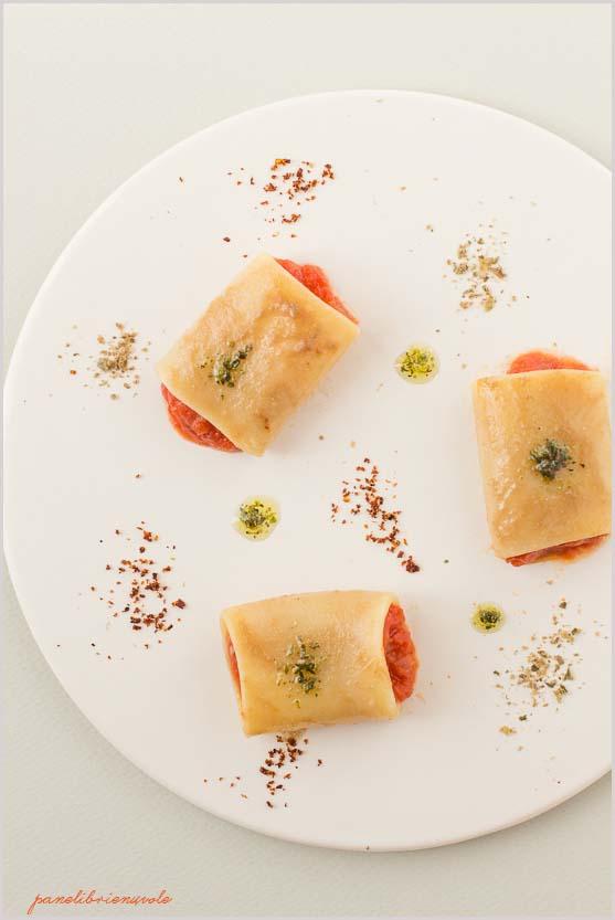 paccheri ripieni di pomodoro-5
