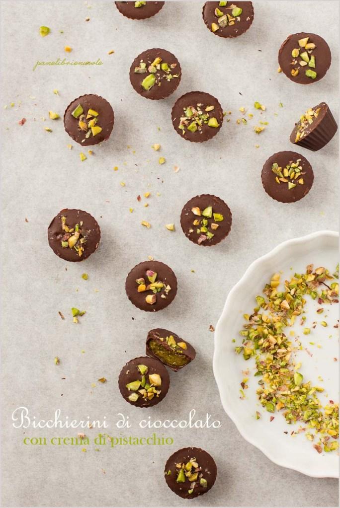bicchierini di cioccolato al pistacchio-12