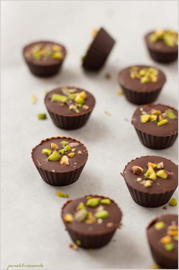 bicchierini di cioccolato al pistacchio-4